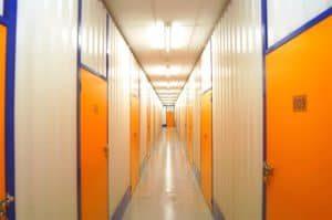 Inside Apex Self Storage