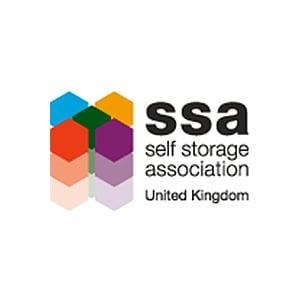 Image result for self storage association logo uk