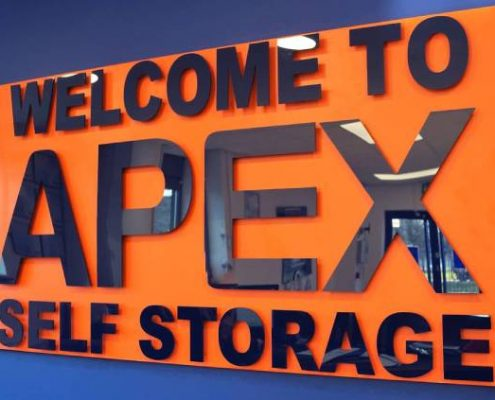 Welcome to Apex Self Storage