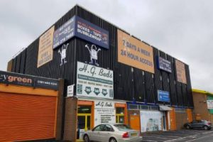 H.G Beds, Cheadle