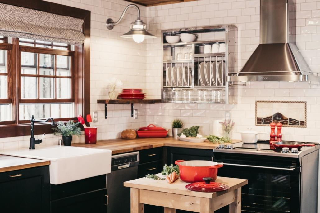 Kitchen, Storage, House move