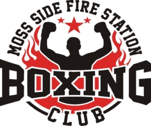 Logo for Moss Side Fire Station Boxing Club